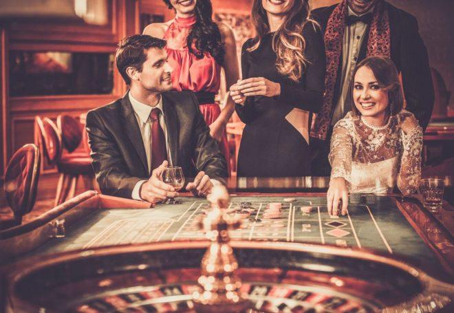 kazino vakarelis